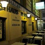 Entrance, Gasthaus Reinthaler, Vienna