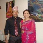 Bilde fra Kathmandu