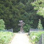 The Manoir gardens