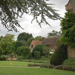 The Manoir garden
