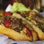 Traditional Philly Cheesesteaks