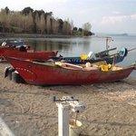 porticciolo dei pescatori Marta