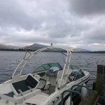 Loch Lomond at a stopover