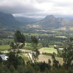 Views from the Franschhoek Pass