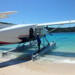 Float Plane an easy option from Nadi Airport.