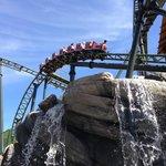 Firechaser Express Family Roller Coaster