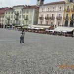 Vista Piazza Grande