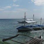 il catamarano del diving