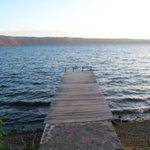 Dock at San Simeon