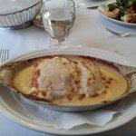 Lasagna Partenopea (Seafood Lasagna)