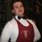 Wonderful waiters...friendly and helpful