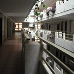 Corridor 3rd floor