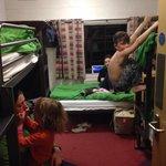 Family room bedtime.