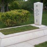 Kenan Erim's grave