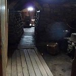 The cellar of one home