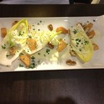 Roquefort and Endive Salad Starter