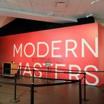 Modern Masters a great exhibition