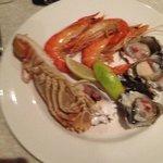 buffet fruit de mer