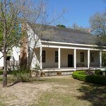 Bellevue, cotton plantation home purchased by Catherine Murat 1854