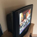 small box tv