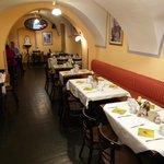 Presburg Restaurant next to Skaritz Hotel