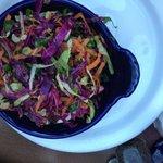 sautéed cabbage salad
