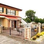 Italian restaurant with outdoor dining facilities