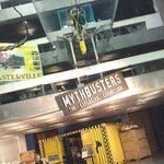 Mythbusters Exhibit