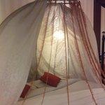 HSR room bed
