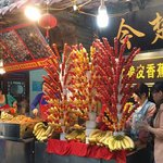 Yummy... traditional chinese food... to modern style.   Chinese WUHAN BBQ. style and nooddle, Re