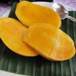 the one and only Guimaras mangoes