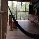 Our Tree House porch