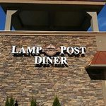Lampost Diner