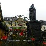 Фото статуи