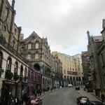 Гуляя по Эдинбургу...