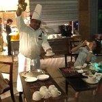 Chef Sankar at his best