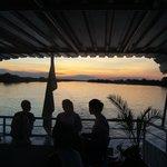 River cruise on the Makumbi