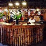 Το μπαρ του εστιατορίου