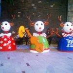 Central Festival - готовились к Рождеству =)
