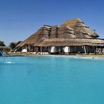 Pelican Lodge, Makgadikgadi Pans, Botswana