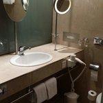 Salle de bain très très propre