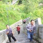 Tracking dalam Ngarai Sianok