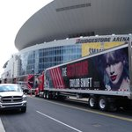 Концерт Taylor Swift
