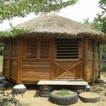 New Bamboo Hut