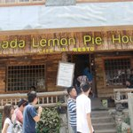 Sagada Lemon Pie House