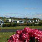 Touring areas at Ballyness