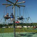 Play park at Ballyness