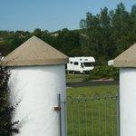 Gate Pillars at Ballyness