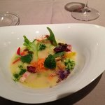 Primi - seafood Minestra