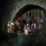 Edinburgh's only underground boat ride